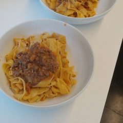 Barbara Lynch's Tagliatelle Bolognese Recipe